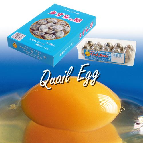うずら生卵